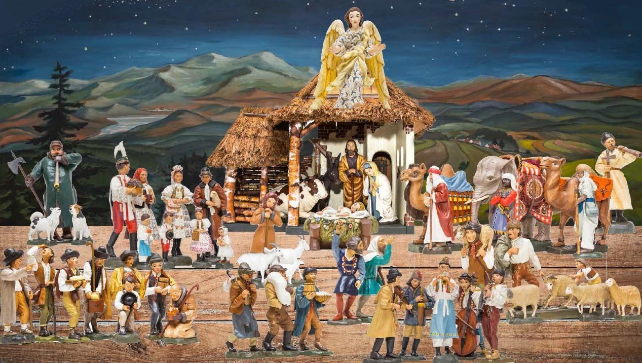Lužický betlém - možnost zakoupení
