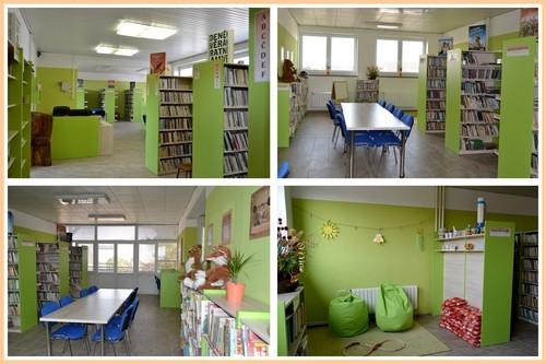 Novinka v místní knihovně - Dejme knihám další šanci