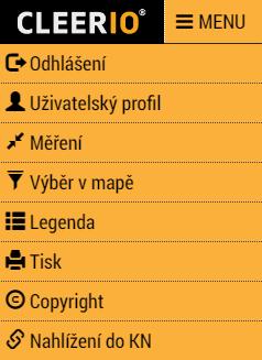 Novinka na www - Mapová aplikace Cleerio