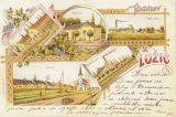 Pohlednice ze začátku 20. století
