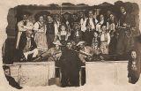 Divadelní představení Psohlavci - r. 1919