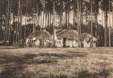Divadelní představení Jánošík v lese boří - r. 1932