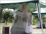 SOCHAŘSKÉ SYMPOZIM - DŘEVO KÁMEN LUŽICE 2007