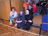 VÁNOČNÍ KARNEVAL ZÁKLADNÍ ŠKOLY - 22. 12. 2004
