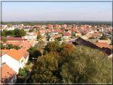 OTEVŘENÍ KOPULE NA STŘEŠE KOSTELA - 2. 10. 2004