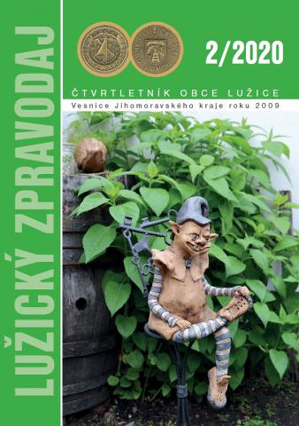 Lužický zpravodaj č. 2/2020