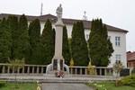Pietní akt při příležitosti 72. výročí osvobození obce - 12. 4. 2017
