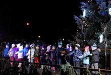 Vánoční jarmark a rozsvícení vánočního stromu - 27. 11. 2016
