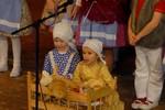 Setkání dětských folklorních souborů Regionu Podluží - 10. 12. 2016