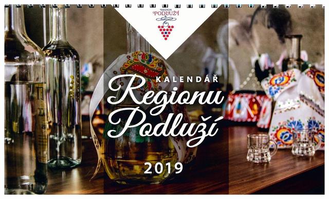 Nový kalendář Regionu Podluží na rok 2019