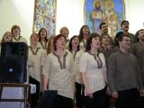 KONCERT MAMINA GOSPEL 12. 4. 2008