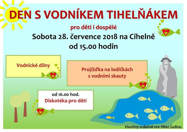 Den s vodníkem Tihelňákem