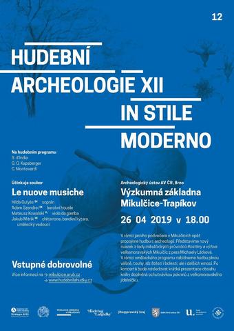 Mikulčice - Hudební archeologie