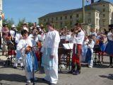 NÁVŠTĚVA LUŽICKÝCH OBČANŮ V PARTNERSKÉ OBCI ISDES VE FRANCII - KVĚTEN 2008